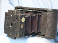 '     NO.1 Folding Pocket Kodak ' Kodak No.1 Pocket Kodak Camera RED Bellows £79.99